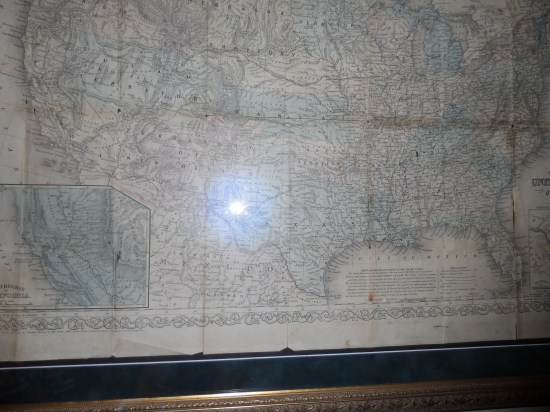 United States Map 1853